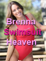 Brenna on Swimsuit Heaven
