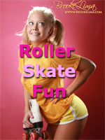 Roller Skate Girl