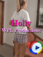Holly Posing on WPL Productions