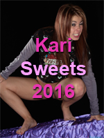Kari Sweets Tease Me To Death 2016
