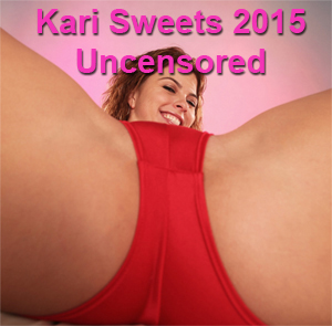 Kari Sweets Nude and Uncensored - Ultimate