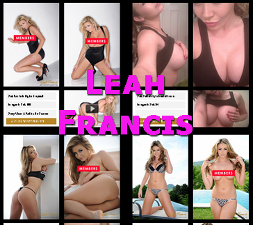 Leah Francis Official Site