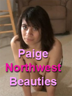 Northwest Beauties Model Paige