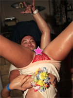 Party Girl Upskirt