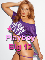 Playboy - Girls of the Big 12