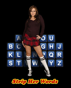 Strip Words with Brooke Lima