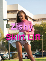 Zishy Skirt Lifting Girls